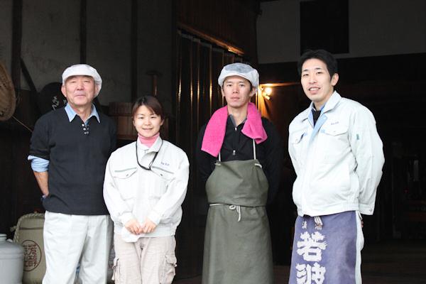 若波酒造20100110.jpg