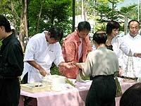 湯布院地酒祭り2003