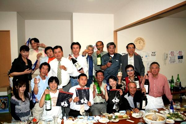 梅乃宿地酒の会20080616.jpg