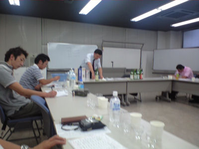 利き酒勉強会200809.jpg