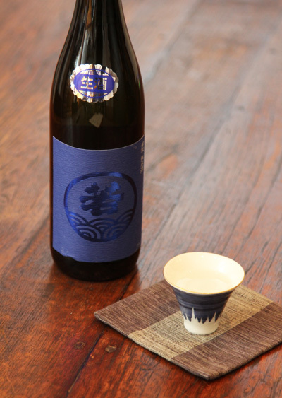 若波 純米酒 生 1.jpg
